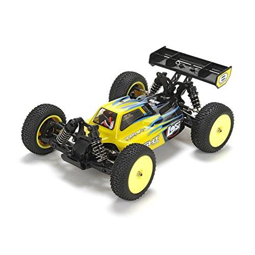 - Team Losi Mini 8IGHT RTR AVC 4WD Buggy Vehicle (1/14 Scale), Black