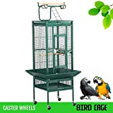 Yaheetech 62'' Pet Bird Cage Play Top Parrot Cockatiel Cockatoo Parakeet Finches