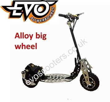 Tarjeta de alimentación EVO 71cc aleación rueda grande, 2 ...