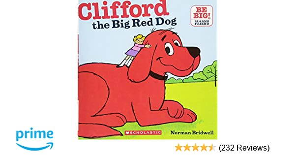 Clifford The Big Red Dog Clifford 8x8 Norman Bridwell