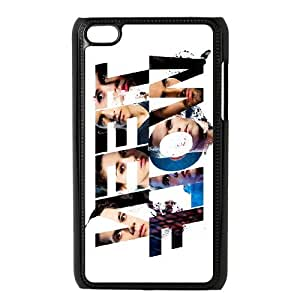 J-LV-F Phone Case Teen Wolf,Customized Case For Ipod Touch 4
