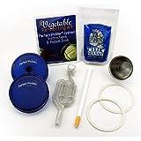 Perfect Pickler Vegetable Fermenting Kit Master System, Fits Wide Mouth Jars