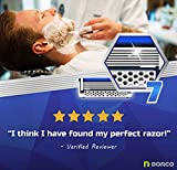 Dorco Pace 7 - World's First and Only Seven Blade