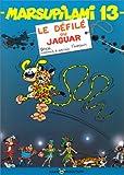 Le Marsupilami, tome 13 : Le Défilé du jaguar