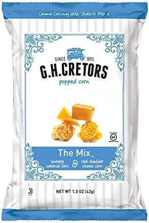 Popped Popcorn: G.H. Cretors