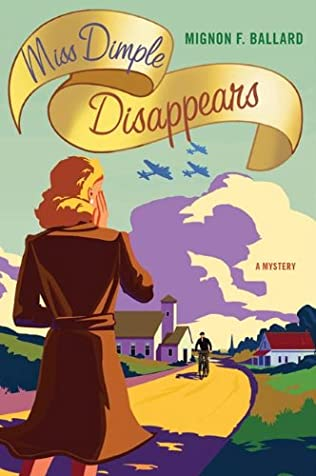 book cover of Miss Dimple Disappears