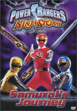 Power Rangers Ninja Storm: Samurais Journey 4 Reino Unido ...