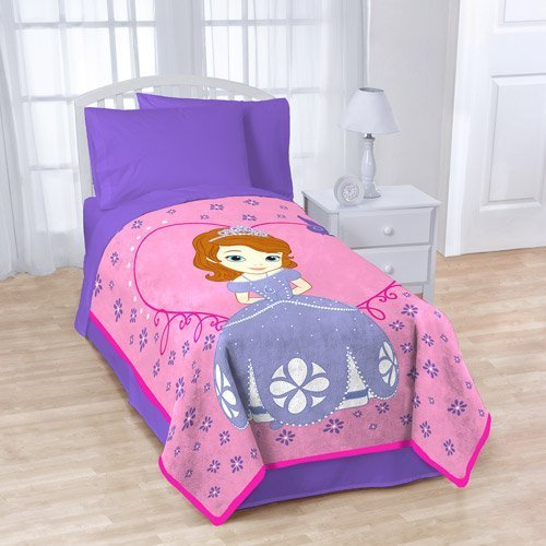 Disney Junior Sofia The First Graceful Fleece Blanket