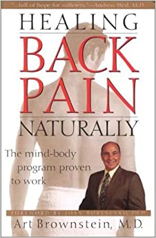 Book Healing Back Pain Naturally: The Mind-body Program Proven to Work