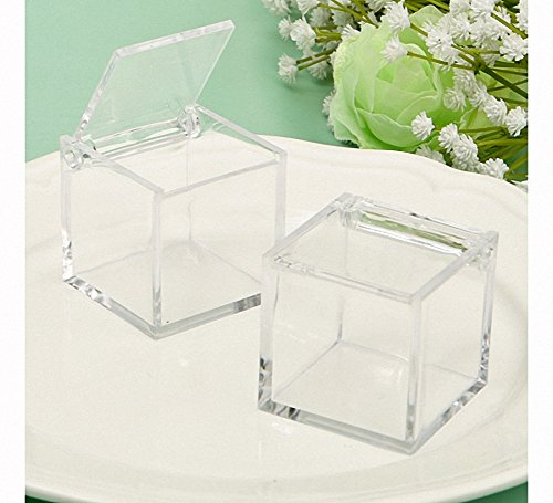 Acrylic Box From The Perfectly Plain Collection - Set of -