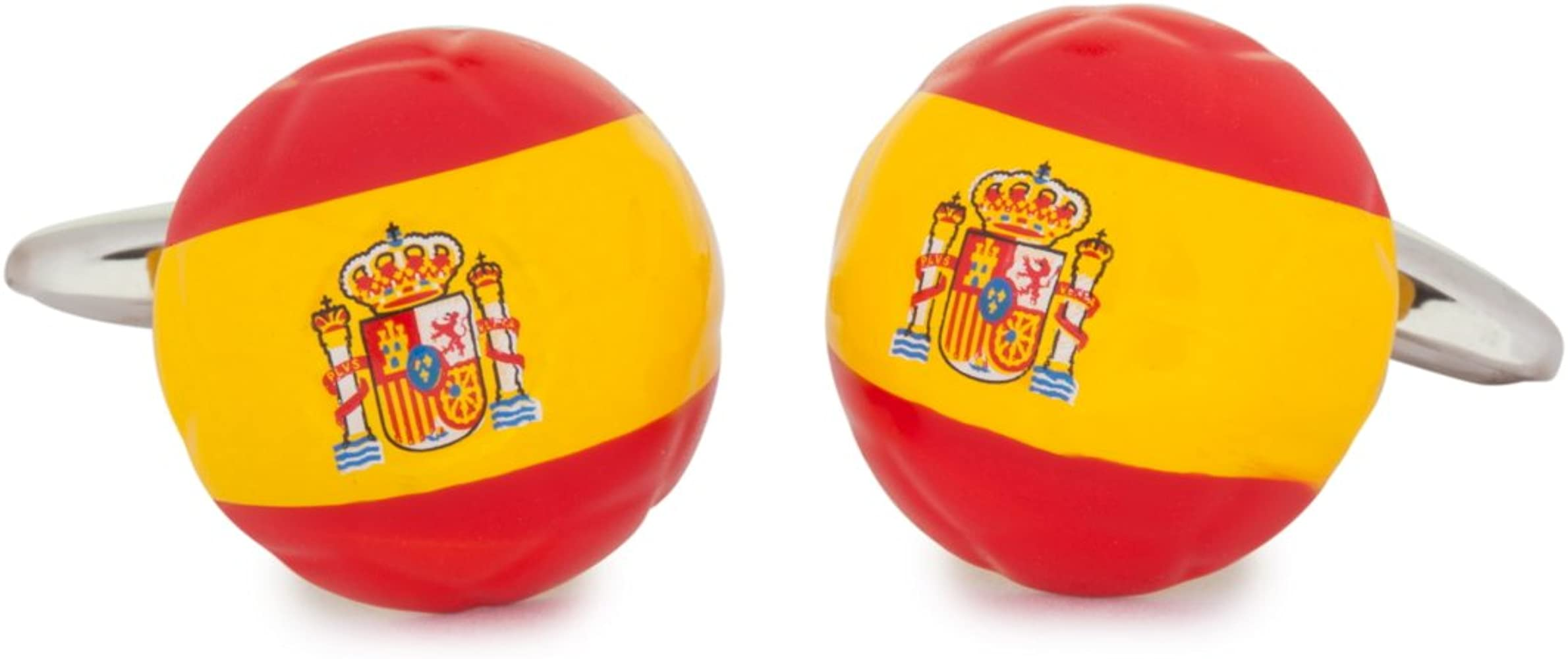 SoloGemelos - Gemelos Balon Futbol Bandera España - Rojo, Amarillo ...