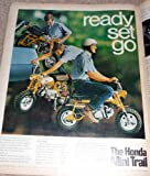Look Magazine October 21, 1969 with The new Japan, Kabuki, The Lennon Sisters, Pro Football, Butch Cassidy and the Sundance Kid and great car ads & more. (Look Magazine, 33)