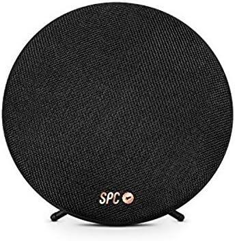 qtimber Altavoz Bluetooth SPC 4414N Big One 2.1 + EDR 2x3W Negro Manos Libres #Manufacturer # 17.5 x 17.5 x 3 cm