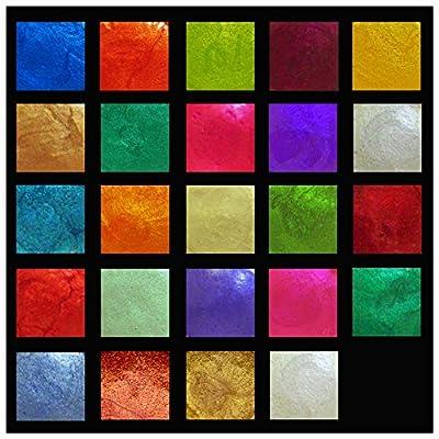 Luminarte Twinkling H20s Shimmering Watercolors Primary Colors Twenty Four Piece Mini Kit