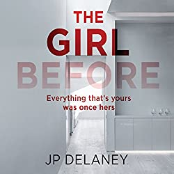 FREE First Chapter: The Girl Before