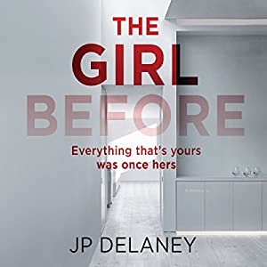 The Girl Before Audiobook