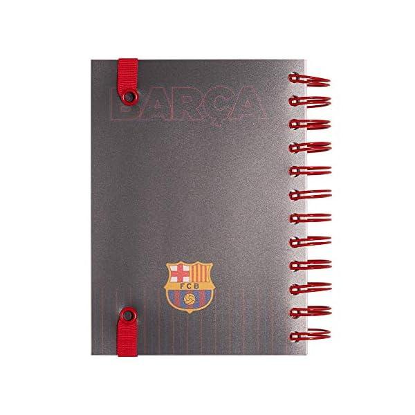 Diario Scuola Giornaliero 2020/2021, 11 mesi, 11,4x16 cm - FC Barcelona 2 spesavip