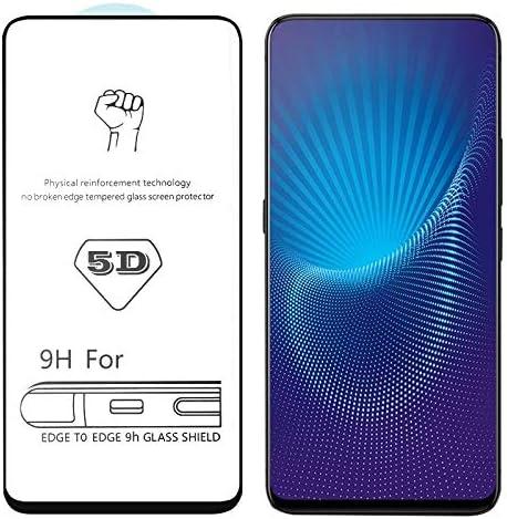 Wangl Mobile Phone Tempered Glass Film 25 PCS 9H 5D Full Glue Full Screen Tempered Glass Film for Vivo NEX A Tempered Glass Film