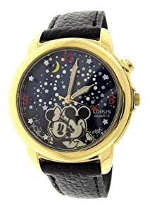 amazoncom mickey with minnie mouse lorus musical watch