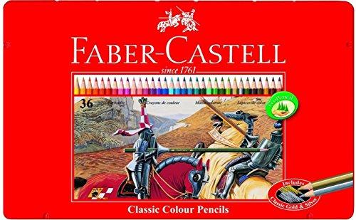 Faber Castell 36 Classic Color Pencils