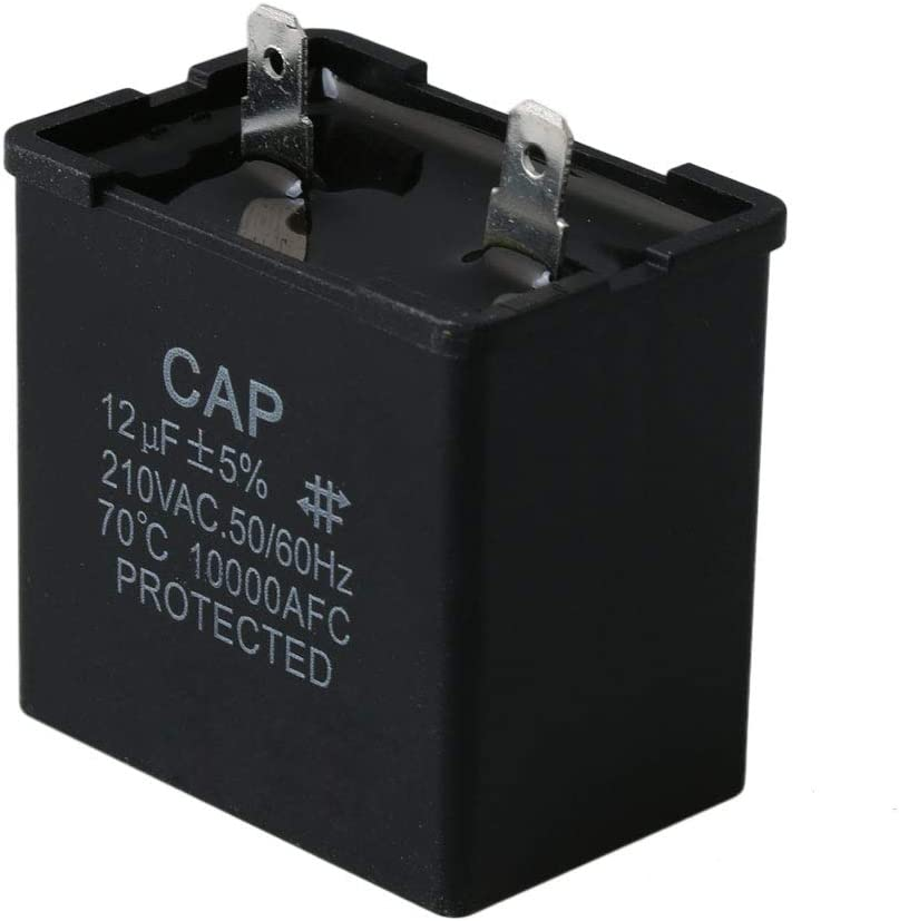 Refrigerator Run Capacitor Motor Replacement for Whirlpool 2169373
