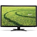 "Acer G276HLA - Monitor LED de 27"" (1080p, 2MS, 250NITS, HDMI, VGA, DVI, soporte Vesa), negro piano"
