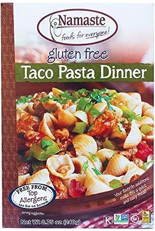 Namaste Foods - Cena de Pasta de Taco Sin Gluten - 8.75 oz ...