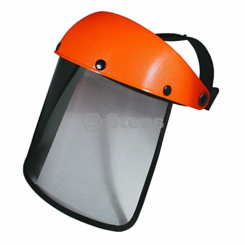 Stens 751-962 Face Shield, Wire mesh, Adjustable head band, Designed to protect face against flying particles