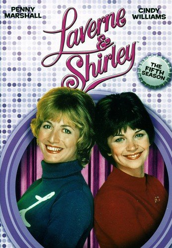 Laverne and Shirley: The Fifth Season (Full Frame, Boxed Set, Amaray Case, 4PC)