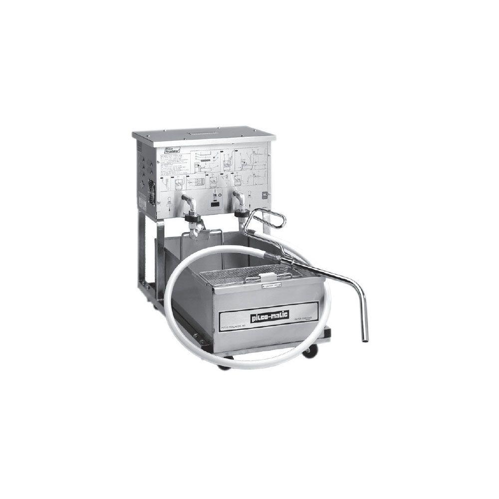 Amazon.com: PITCO P18 frialator sistema de filtro de ...