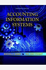 Accounting Information Systems (13th Edition) Hardcover