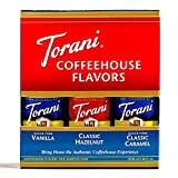 Torani Syrup Trial Size Sampler 3-Pack (3 Items Per Order)