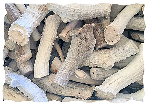 Jumbo Thick Natural Antlers Chews product image