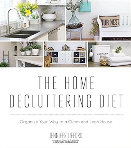 The Home De-Cluttering Diet
