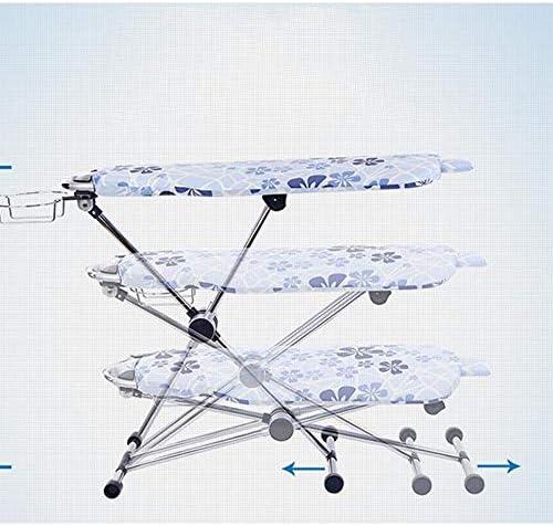 FeiGuoQiang Planche à repasser, support de surface mate for support de table à repasser réglable en hauteur, à hauteur réglable étagère repassage (Size : 135X30)