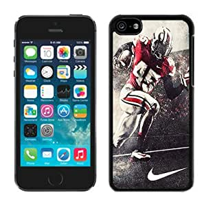 ohio state nike Black Hard Shell iPhone 5C Phone Case