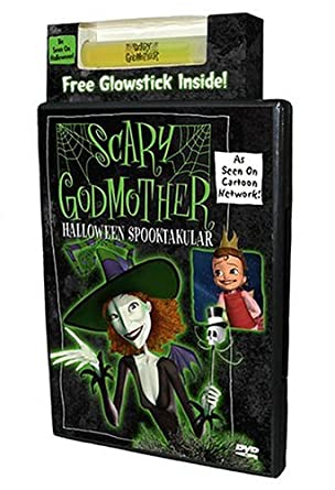 scary godmother halloween spooktakular