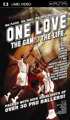 One Love: The Game. The Life. [UMD for PSP] (Games Romance Psp)