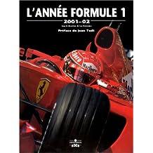 L'Année Formule 1, 2001- 02