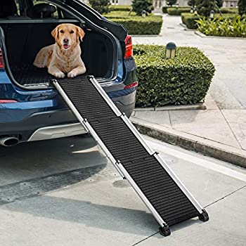Amazon Com Docamor Telescoping Retractable Pet Ramp For