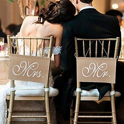 """Holz-Schriftzug /""""Just Married/"""" in weiß Buchstaben,Hochzeit Saaldeko Wegweiser"""