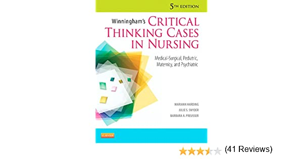 Winninghams critical thinking cases in nursing e book medical winninghams critical thinking cases in nursing e book medical surgical pediatric maternity and psychiatric kindle edition by mariann m harding fandeluxe Gallery