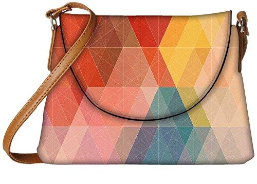 Snoogg Sac de plage, Multicolore (multicolore) - RPC-3526-SPUBAG