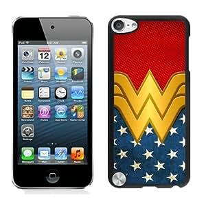 Wonder Women Black New Personalized Custom iPod Touch 5 Case