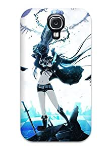 Samsung Galaxy Note2 N7100/N7102 Slim [ultra Fit] Black Rock Shooter Protective Case Cover