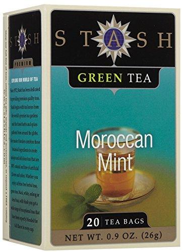 (Stash Tea Moroccan Mint Tea - 20 ct )