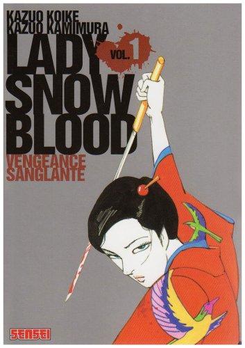 Lady Snowblood - Intégrale 3 Tomes