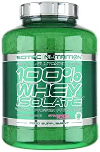 Scitec Nutrition Whey Isolate Protein 2000 g by Scitec