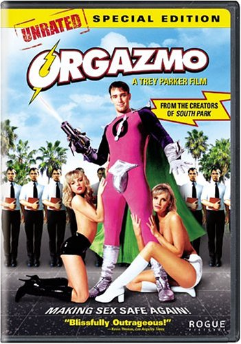 DVD : Orgazmo (Special Edition, Widescreen, , Dolby)