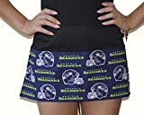 The Seattle Seahawks Grilling Flirty waiter waitress Kitchen Cooking Apron,100% Cotton fabric Apron with 3 Pockets